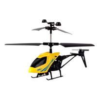 Wholesale Rc Helicopter Drop Shipping - Best seller drop ship RC 2.5CH Mini helicopter Radio Remote Control Aircraft ChannelDropped mini remote control aircraft