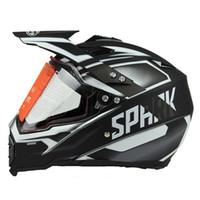 ingrosso casco casco mtb-Casco moto TKOSM 2017 di alta qualità nuovo arrivo Casco cross professionale moto MTB DH Racing Motocross Downhill Bike Helmet
