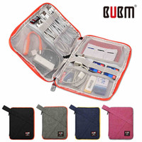 "Wholesale Tablet Bag Storage - Wholesale-New Brand BUBM Digital Accessories Storage Bag,Hard Drive Disk Cables USB,Bag For ipad Air, mini Tablet 7"", 9.7"", Free Drop Ship"