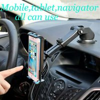 Universal 5-11inch Car Headrest Mount para Mobile Phone Stand Tablet Car Holder Stand Holder 360 Degree Rotate
