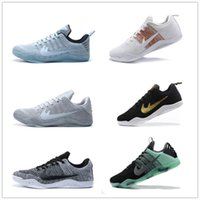Men outlet boot - Outlet Kobe XI Elite Low Basketball Shoes Men Retro KB Boots High Quality Sneakers Cheap Sports Shoes Size