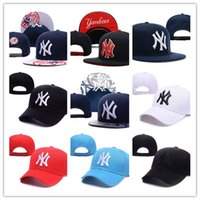 Wholesale Basketball Snapback Hats New York - New york Basketball Snapback Baseball Snapbacks Yankees Football Hats Womens Mens Cheap Sports Hats High Quality