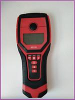 detector de metal profissional de mão venda por atacado-Freeshipping Profissional Multifuncional Detector De Parede Handheld De Madeira De Madeira AC Cable Finder Scanner de Parede Precisa de Diagnóstico-ferramenta