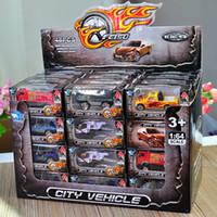 Wholesale Train Assembly Toys - Children's toy alloy simulation car model, alloy car, mini alloy assembly model car, toy car