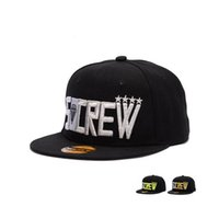 Wholesale metal end caps - Brand new High-end hip-hop hat male and female shade flat along the cap metal embroidery diamond sunscreen hat SMB047