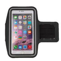 держатели полос оптовых-Wholesale- 1pcs  Running Jogging Sports GYM Armband Case Cover Holder for iPhone 6 Plus Reflective strip neoprene material Hot Sales