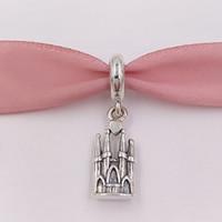 Wholesale Sagrada Familia - Authentic 925 Sterling Silver Beads La Sagrada Familia Dangle Charm Fits European Pandora Style Jewelry Bracelets & Necklace 791078