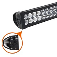 """Wholesale 22 Inch Led Driving Lights - 22"""" inch 120W Car LED Work Driving Light Bar Spot Flood Combo Beam for Truck Ford Jeep Tractor Trailer ATV UTV 4X4 SUV Boat 4WD IP67 Lamp"""