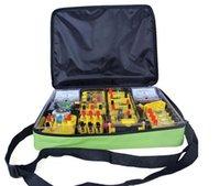 Wholesale Box Experiment - Wholesale- Junior high physics experiment box electrical equipment boxes student experiment magnetic experimental equipment
