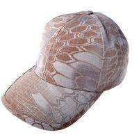 Wholesale desert camo cap for sale - Mens Army Camo Cap Tactical Baseball Adjustable Casquette Camouflage army Hats Men Hunting Cap Women Blank Desert Camo Sun Hat