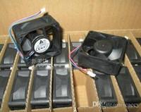 подвеска с вентилятором 12v оптовых-Оригинальный Дельта AUB0612L 6 см 6025 гидравлический подшипник вентилятор охлаждения с 12V 0.16 A 60x60x25mm 3 провода 3pins разъем
