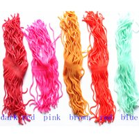 Wholesale Lure Pieces - 1sheet=60 piece Legs Spaghetti Toys Lures Baits Squirmy Wormy Body Material Soft Lure Ultra Stretchy For Flying Fishing Decompression Toy