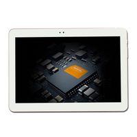 tableta quadrada 4g lte quadrado venda por atacado-Venda por atacado - 4G LTE V109 tablet PC 10,1 polegadas ips Android 6.0 telefonema MTK6735 2GB / 16GB estojo de couro 1280X800 IPS Quad Core 2MP + 5MP GPS FM