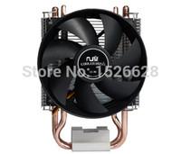 775 fan al por mayor-Al por mayor - 5 tubos de calor, soplado, enfriador de agua / enfriador de la CPU de aire para LGA 775/1150/1155/1156 AMD FM1 / AM2 / AM2 + / AM3 / AM3 + CPU fan, CAH-209-03