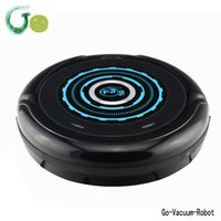 Wholesale Mini Home Vacuum Cleaner - Smart Mini Ultra-thin Quiet Dry and wet Mop Robot Vacuum Cleaner Microfiber Dust Cleaner for home appliance