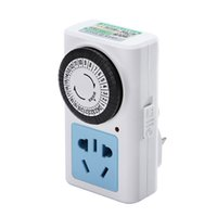 Wholesale 24 Hours Timer Switch - Brand New Intelligent charging source kitchen timer switch socket timer timing control switch when the electric vehicle mobile socket