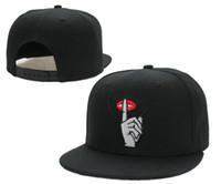 Wholesale Misfits Hats - New Camo Trukfit Snapback Hat Custom Adjustable Skate MISFIT Hats Snapbacks Snap Back Cap Mixed Men Women Caps Color