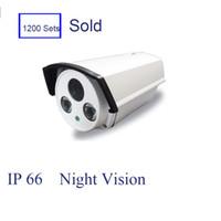 ingrosso ir ip66 macchina fotografica a bullet-12mm 1080P IP Camera 2.0MP Wifi Impermeabile IP66 Sicurezza esterna 40 metri IR CUT Night Vision P2P Telecamera Bullet Telecamera di sorveglianza