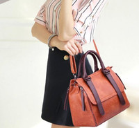 Wholesale Camel Hand Bag - Female bag of new fund of 2017 autumn winters is the European and American fashion lady handbags hand the bill of lading shoulder bag x11