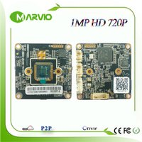 Wholesale Security Network System Ccd - 1MP Million Pixel 720P HD Network IP Camera board Modules DIY Your CCTV Video Surveillance Security System, Onvif