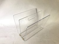 acrylic furniture australia. clear acrylic mid century modern lucite wshaped magazine rack with handle 3 layers book shelf furniture australia a