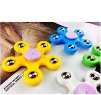 erwachsene spielzeug rotierend großhandel-Gyroskop-Dekompressionspuzzlespiel des Fingertip-Kreiselkompass-Erwachsenen-Hochgeschwindigkeitspe permanentes drehendes verängstigtes Spielzeug freies Verschiffen