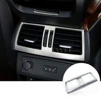 outlet box covers - Interior Armrest Box Rear Air Vent Outlet Cover Trim For BMW X5 E70