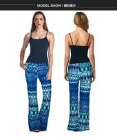Wholesale Leggings Printed Trend - Hot SALE!!!Leggings Europe and the United States trend of new spring and summer women's small horn printed leggings RZ 017