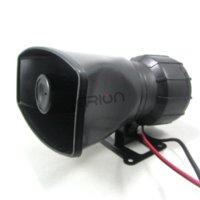 Wholesale Police Siren Speakers - Car Electronic Warning Siren Alarm Police Firemen Ambulance Loudspeaker Speaker with MIC wholesale speaker lan