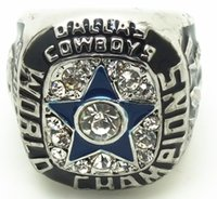 Wholesale Dallas Cowboys Championship Rings - 1971 Dallas Cowboys Super Bowl replica championship rings