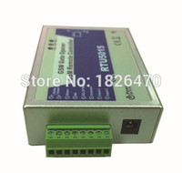 Wholesale Digital Input Output - Wholesale- Wireless GSM switch 12V GSM gateway 2 Digital Input   1 Relay Output remotely switch ON OFF equipments by Free Call(RTU5015)