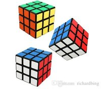 Wholesale Magic Twist Toy - Magic Cube Ultra-Smooth Professional Speed Cube Puzzle Twist Toy Rubik