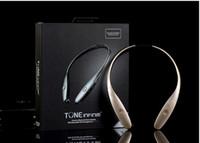 ingrosso orecchio duro-Più nuovo hbs 900 HBS-900 Wireless Sport Neckband hbs cuffie Hard Cover In-Ear Cuffie Bluetooth Stereo Auricolari Cuffie Bluetooth
