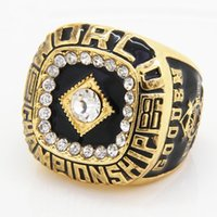 Wholesale 1986 Mets - 1986 New York Mets Baseball World Series Championship ring