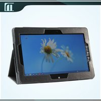 Wholesale Asus Vivotab Case - Wholesale-High quality PU Leather Cover For Asus VivoTab RT TF600T TF600 TF600TG Case for Asus vivo tab TF600T Stand Pouch Free Shipping