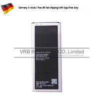Wholesale Note Batterie - EB-BN915BBC Replacement Battery For Samsung GALAXY Note Edge N9150 N915K N915L N915X N915 AKKU Batterie germany stock free ddp shipping mix