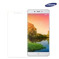 Wholesale Zte Grand X Screen - For nubia M2 ZTE Blade L110 Grand X Max2 Nubia Z11 Mini Blade L5 Plus Tempered Glass Screen Protector with Box Package