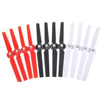 Wholesale Wholesale Quadcopter Propellers - YUNEEC Q500 Q500M Typhoon Series Quadcopter 2Pairs Nylon Propellers CW&CCW Propeller for Typhoon quadcopter drone