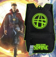 Doctor Strange mochila Bizarre film school bag Nuevo daypack Magic schoolbag Mochila al aire libre Sport day pack