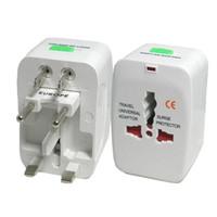 ingrosso caricatore adattatore plug eu-Con 0/1/2 porte USB Travel Adapter di potere tutto in adattatore Universal Plug Mondiale del caricatore di alimentazione CA AU Regno Unito Stati Uniti UE