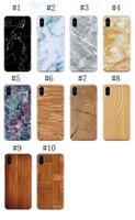 Wholesale Black White Painting Set - phone 8 shell Silica gel marble painted phone shell relief soft shell TPU creative art mobile phone sets