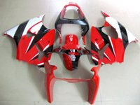 Wholesale Kawasaki Zzr 636 Fairing Kit - New Injection ABS fairing kits For kawasaki ninja ZX-6R ZZR 00-02 ZX 6R 636 ZX6R bodywork ZX636 ZX-636 2000 2001 2002 color white black red