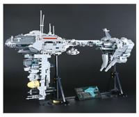 Wholesale Model Kit Set - 1 pcs LEPIN 05083 1736 PCS Star War Nebulon-B Medical Frigate Model Building Kit Set Blocks Bricks Toys