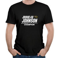sprint apparel - Adults Jimmie Johnson Sprint Cup Champion Apparel Shirt new High Quality Cotton men s T Shirt cheap sell