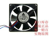 Wholesale Cpu Fan Quiet - Free Shipping For Delta Original AFB0812LL 12V 0.10A 8025 8cm 80mm ultra-quiet CPU fan