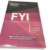 sports improvement - FYI For Your Improvement Competencies Development Guide th Edition P580