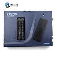 Wholesale Universal Ic Programmer - New Xeltek SuperPro 610P High Speed USB Interfaced Universal Device Programmer Support large IC Win7 Programmer