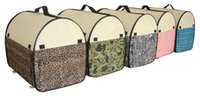 Carrier-Soft-Cat-Dog-Comfort-Travel-spalla-Bag-Free-Carry-Case-