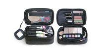 Wholesale Women S Tote Wholesale - Waterproof plaid nylon cosmetic bag organizer makeup storage tote bag size S L women travel make up bag