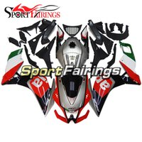 Wholesale Motorbike Aprilia Fairings - Complete Fairings For Aprilia RS4 125 2012 Injection ABS Motorcycle Fairing Kit Cowlings Body Kit Motorbike Hulls Body Kit 54 World Titles